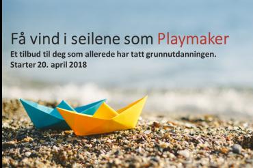 Nytt kurs: Playmaker videregående